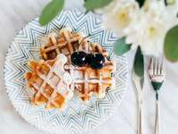 3 waffles no pires