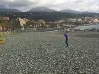 Cogoleto beach