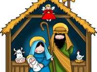 Naissance de Jésus.