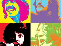 Andy Warhol Faces