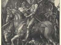 Ιππότης, θάνατος και διάβολος