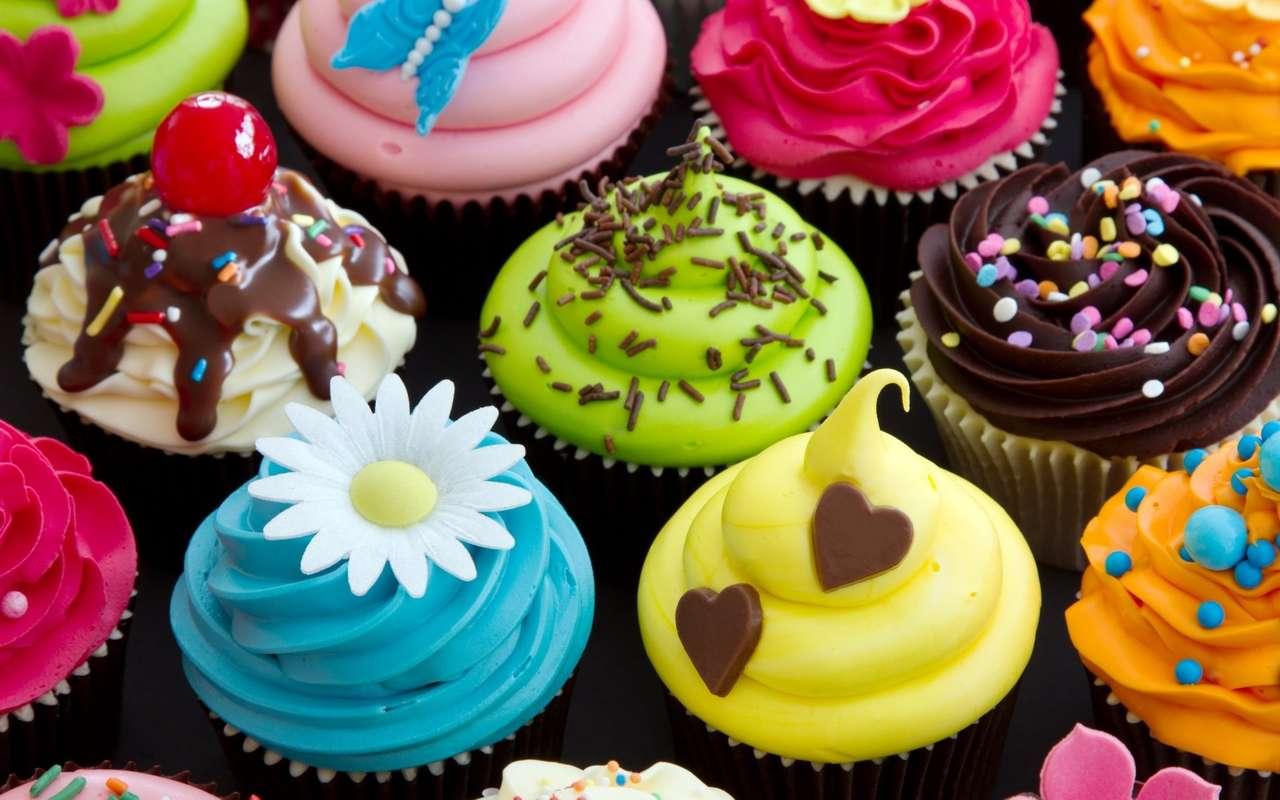 cupcakes - Fantastische gebakjes Ik ben dol op cupacakes (9×6)