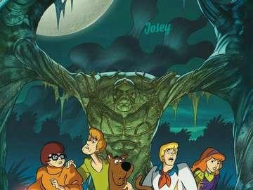 Scooby y la cosa del pantano.