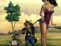 Šumař Fox