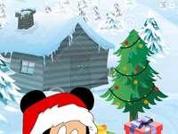 Mickey Mouse de Crăciun