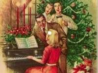 Zazpíváme en Vánoční koledu
