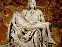 michael angel's pieta