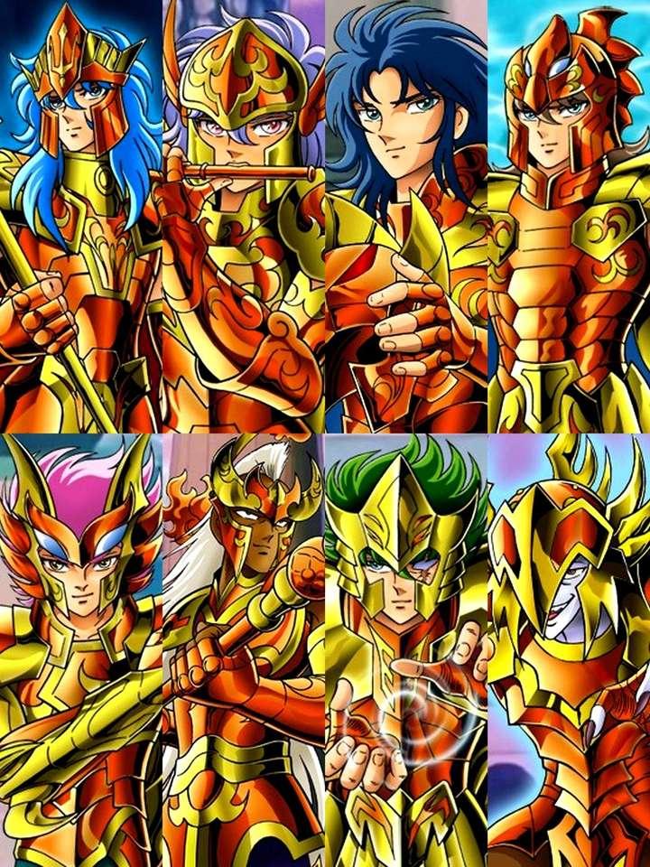 Szent Seiya kikötők - 2 - Szent Seiya - kikötők és Poszeidón (11×15)