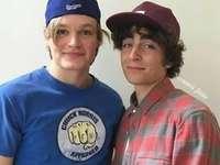 Jonas și Magnus