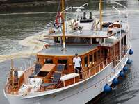 Яхта Olimpus 1929г