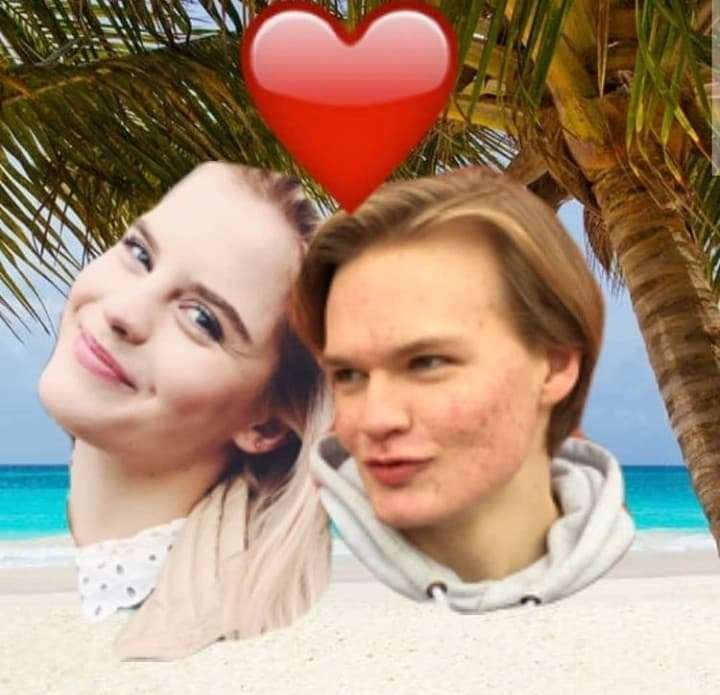 Vilde and Magnus