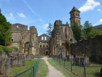 RUINS D'ORVAL