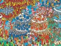 Où est Wally?