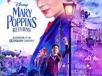 Se întoarce Mary Poppins