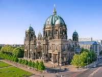катедрала в Берлин