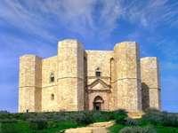 Castel del Monte Puglia Italien