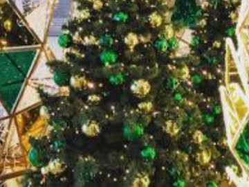 Árbol de navidad para las vacaciones