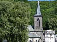 Chambon kerk
