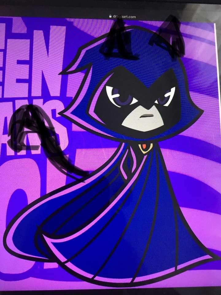 Κίτι Ρέιβεν - Kitty Raven Meow meow (7×10)