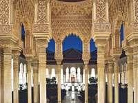 Alhambra z Granady
