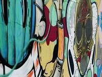 skalle graffiti