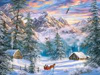 видимост през зимата