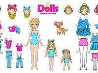 Haine Barbie