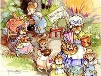 taková normální myší rodinka