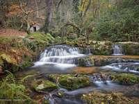 Asturias cascadas de oneta Spain