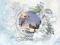 Invierno en navidad