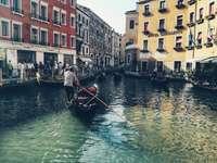 Os encantos de veneza