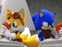 Sonic Boom - Sonic and Tails