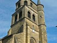 Kostel v Aubrac