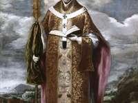 Sfântul Ildefons (pictura lui El Greco din 1613)