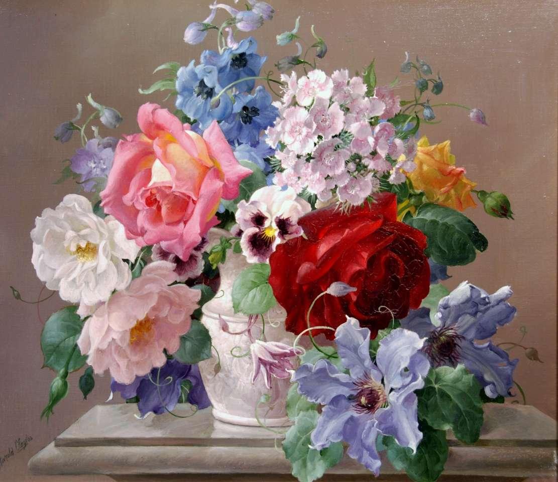 """Ucz się w kolorze różowym i niebieskim - """"Study in Pink & Blue"""" - Harold Clayton (10×9)"""
