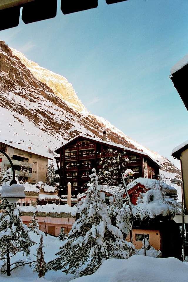 Zermatt Suisse - vacances à Zermatt en suisse (8×12)