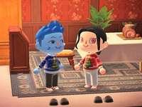 Kisame et Itachi sont heureux