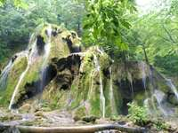 Cascadă Cheile Nerei, România