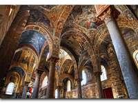 Santa Maria dell'Ammiraglio, year 1143 Palermo