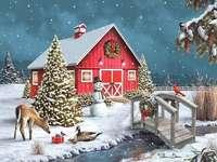 Białe Boże Narodzenie.