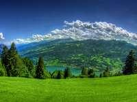 meer landschap