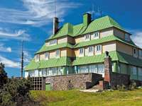 hostel turistic- masarykova chata