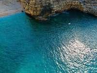 Polignano a Mare -BA Italien