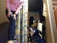 Кученцето и аз