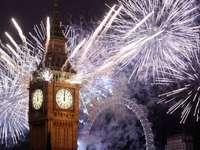 Λονδίνο - Παραμονή Πρωτοχρονιάς