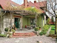 elegante casa di campagna
