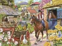 Vie à la campagne