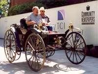 Modelo Ford Forum T - 1906