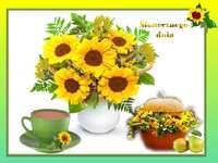 Hallo morgen guten morgen ... hab einen schönen tag ... :)))