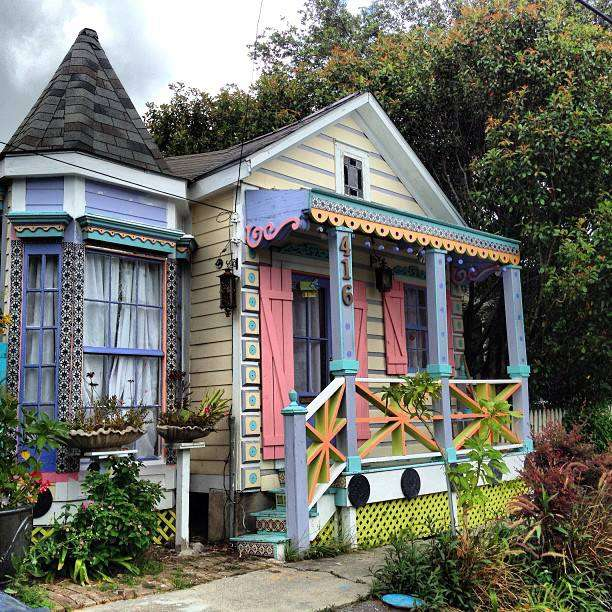 dům v Orleans - m (11×11)